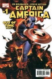 Captain America Comics (2004 Series)